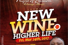 Night of Freedom March 24 2017